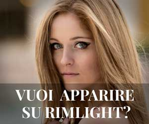 Vuoi apparire su Rimlight Magazine?