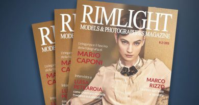Cover Issue 2/2015 Rimlight Magazine