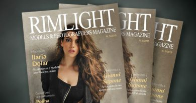 RIMLIGHT Models & Photographers Magazine n. 5/2015