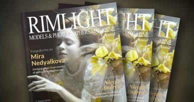 RIMLIGHT Models & Photographers Magazine n. 6/2015