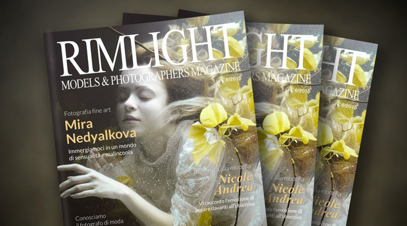 RIMLIGHT Models & Photographers Magazine n. 6/2015