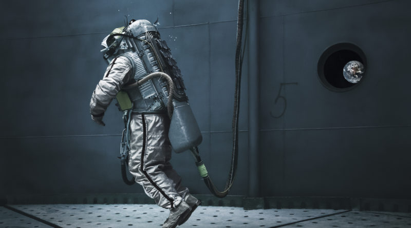 Michal Najjar, liquid gravity