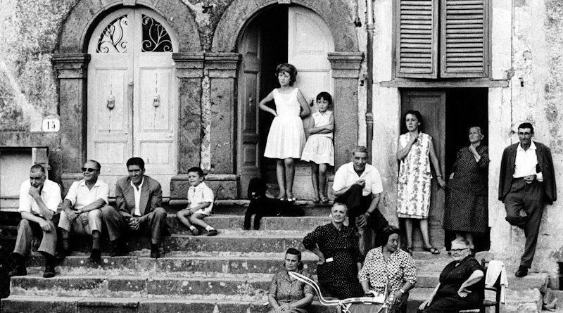 Oriolo Romano, Lazio, 1965