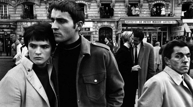 © William Klein - Le Petit Magot, 11 novembre, Parigi 1968 (dalla sezione Parigi)
