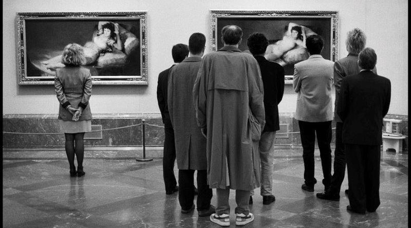 Prado Museum, Madrid, Spain, 1995 © Elliott Erwitt / Magnum Photos