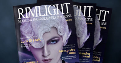 RIMLIGHT Models & Photographers Magazine - N. 8/2016