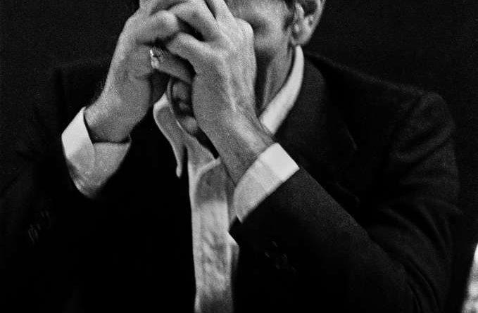 Pasolini al Pier Paolo Pasolini al circolo Turati, 1972, Courtesy l'artista