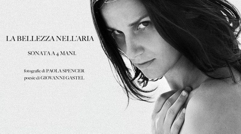La bellezza nell'aria, Paola Spencer - Giovanni Gastel